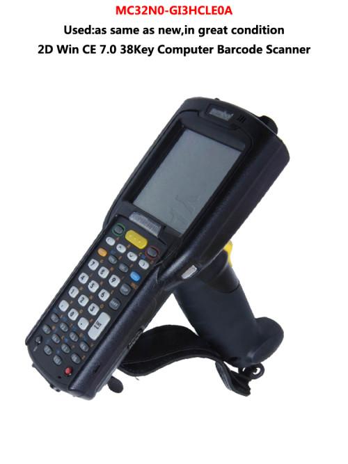MC32N0-GI3HCLE0A For ZEBRA Symbol MC32N0 2D Warehouse Wi-Fi Gun Win CE 7.0 Portable Data Collector