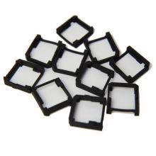 RS409-SR2000ZZR RS419-HP2000FSR for Symbol Motorola WT409 WT41N0 Barcode Scanner Sealing Ring Rubber