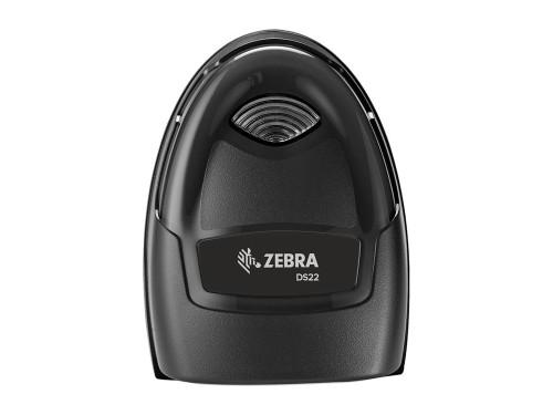 Zebra Symbol DS2208-SR Corded Handheld barcode reader 1D 2D Barcode Scanner with USB Kit -Twilight Black