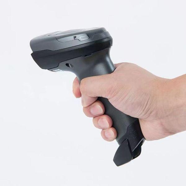 Zebra Symbol DS2208-SR Corded Handheld 1D 2D Omni-directional Barcode Scanner with USB Kit -Twilight Black