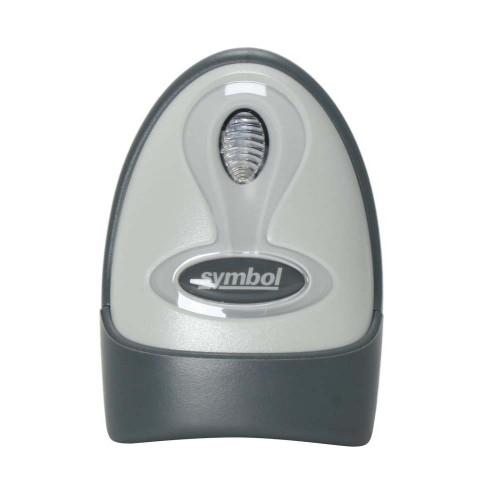Zebra Motorola Symbol LS2208 Series LS2208-SR20001R Handheld Barcode Scanner - USB Kit with Cable and Stand 1D Laser