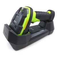 Zebra DS3678-DP Ultra-Rugged Cordless DPM 2D 1D QRCode Barcode Scanner Linear Imager Kit  DBluetooth FIPS Includes Cradle Power Supply USB Cable