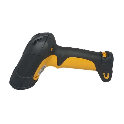 Motorola Symbol LS3578-FZ Rugged Cordless Barcode Scanner with integrated Bluetooth with Charging Cradle and USB Cord used
