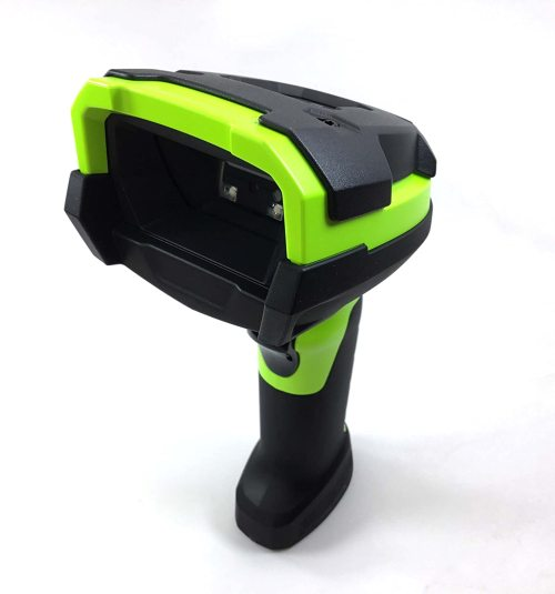 Zebra DS3608-HP (High Performance) Ultra-Rugged Handheld Corded 1D 2D PDF417 QR Code OCR Barcode Scanner/Imager with USB Cable