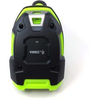 Zebra DS3608-ER (Extended Range) Ultra-Rugged Handheld Corded 1D 2D PDF417 QR Code Imager Barcode Scanner Kit