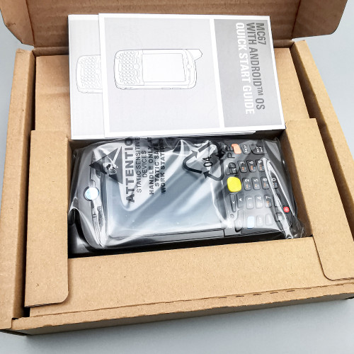 CT40 Honeywell Dolphin barcode data collector  CT40-LON  Android 7.1 Scanner for retail, light T&L, and DSD applications