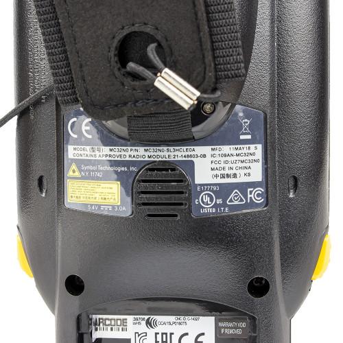 MC32N0-SL3HCLE0A Motorola Symobol MC3200 Barcode Data Collector, Wi-Fi , Gun grip, 2D Imager Scanner, Windows