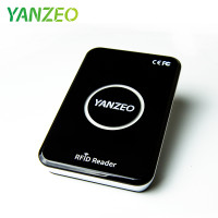 Metal Shell UHF RFID Reader Writer| Yanzeo R15 SR2 860-960mhz| Compatible Standard of  ISO 18000-6C ISO 18000-6B| Support Read Write UHF Tags for Alien 9654| Support Keyboard Emulation Output