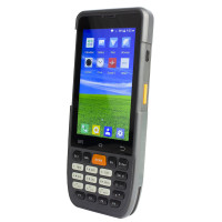 Android8.1 Handheld Computer | YanzeoSR1000 | Handheld 1D 2D Barcode scanner Portable Scanner with WIFI Bluethooth 4GLTE, GPS, NFC, SIM Card