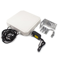8m UHF RFID Reader| Yanzeo R783 R784| Long Range 8m Outdoor IP67 9dbi Antenna UHF Integrated Reader for access management