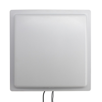 25m UHF RFID Reader| Yanzeo R787| Long Range Outdoor IP67 12dbi Antenna USB RS232/RS485/Wiegand Output UHF Integrated Reader