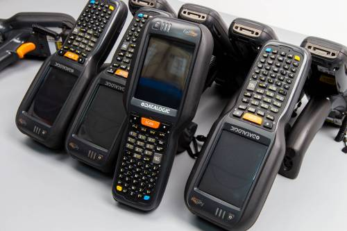 Datalogic Falcon X3+ Mobile Computer Long Range 2D Imager Barcode data collector with dual band Wifi, Microsoft Windows systems