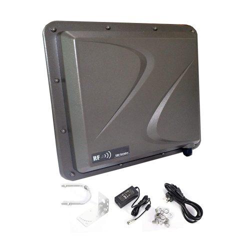 UHF RFID Reader  Yanzeo SR692 9dbi Long Range IP67 RJ45 Network Output UHF Integrated Reader