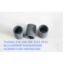 NEW Separation Roller Rubber for Toshiba 230 250 280 3511 4511 6LJ13409000 6LH46302000 41304047100 4401964280