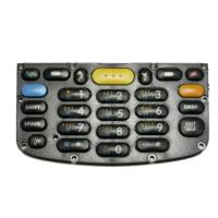 MC75A0 Button Font Number Keys For MOTOROLA Symbol MC75A0 Barcode Data Collector Font 26 Keys