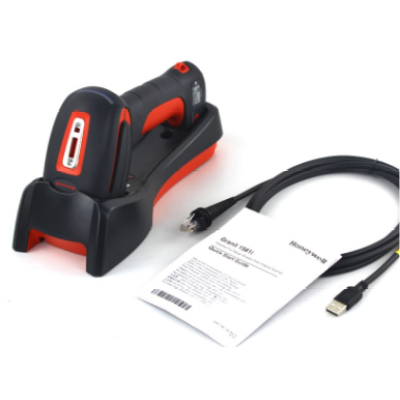 1911I For Honeywell Granit Industrial USB Cable 2D Imager Barcode Scanner With Base New