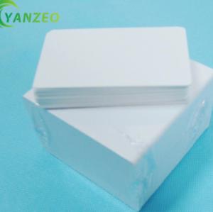 Glossy Inkjet Blank PVC Inkjet printable PVC Card for Epson T50 P50 A50 L800 R290 R230 R260