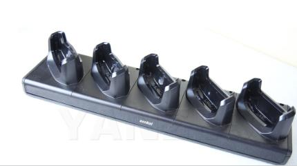CRDUNIV-40-5000R 5-Slot Charger Cradle FOR SYMBOL ZEBRA MC40 Charger Cradle
