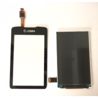 Zebra MC3300 MC33 LCD with Touch Digitizer with Front Cover