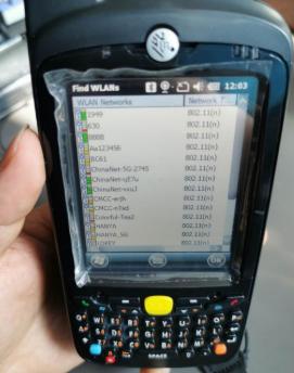 MC67NA-PDABAA00300 For Zebra Symbol MC67NA Mobile computer Handheld Barcode Scanner