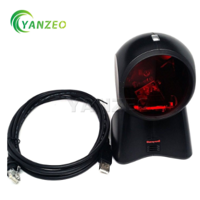 PK MK7120 MK7120-31A38 Honeywell Laser Barcode Scanner Omnidirectional Orbit