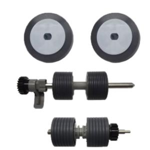 PA03575-K011 PA03575-K012 PA03575-K013 Scanner Brake Separator Pick Roller for Fujitsu Fi-6400 Fi-6800 Fi-7800 Fi-7900