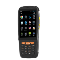 Zebra SR480 Handheld mobile computer 2D Barcode Scanner barcode Data Collector For Zebra SE4710 Reader NFC and Camera Support WiFi 4G Android