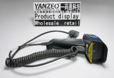 Barcode Scanner for RJS Inspector D4000 Laser CR2 Linear Bar Code Verifier Opti Barcode Reader