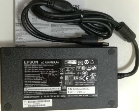 AC Adapter For Epson Thermal POS Receipt Printer TM-T88V-i M266A Power Supply
