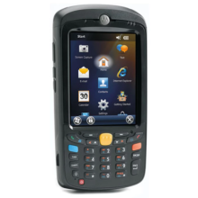 MC55A0-P20SWRQA7 Data Collector PDA Mobile Handheld Terminal for Symbol Motorola