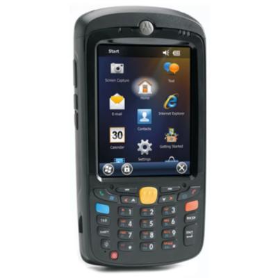 MC55A0-P20SWRQA7 Symbol Motorola Barcode Data Collector Mobile Computer Handheld barcode scanner Terminal