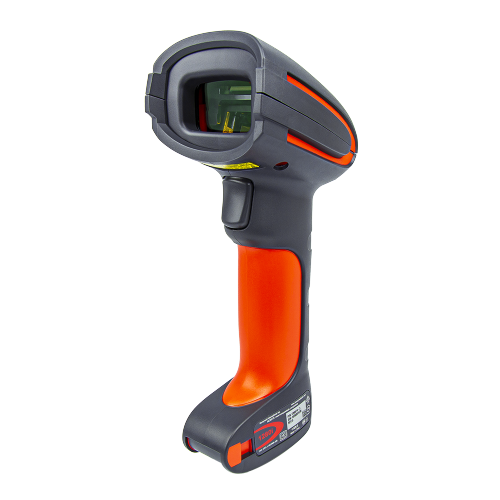 Granit 1280I Honeywell Barcode Scanner  USB Industrial-Grade 1D Laser Wired barcode reader Full Range Laser Scanner, FR Focus, RS232 Cable, with Vibrator, Red