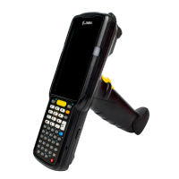 MC330K-GE4HG3RW Zebra MC3300 Android8.1 Rugged android barcode scanner Pistol Grip with NFC Wifi
