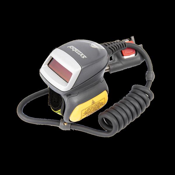 RS409-SR2000ZLR Symbol Zebra RS409 Ring Scanner Barcode Scanner| High Performance, 1D Laser scannerfor Hip-mounted WT4090 Wearable Terminal Only