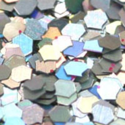 High temperature glitter powder for crafts decoration