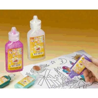 High temperature resistance glitter powder for glitter glue pen