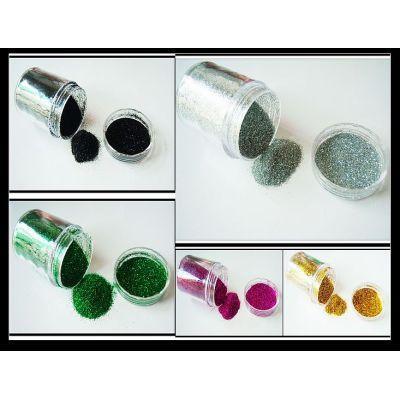 Enviromental glitter powder for arts &crafts decoration