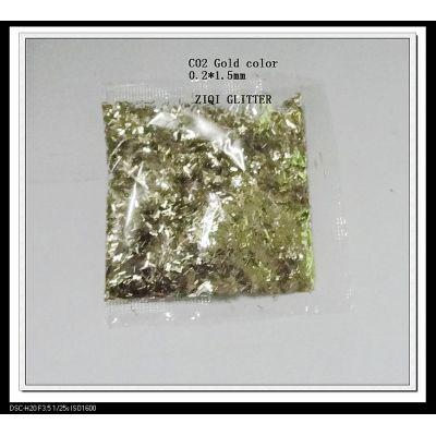 Enviromental glitter powder for DIY painting