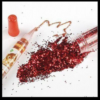 Eco-friendly glitter powder for Children painting