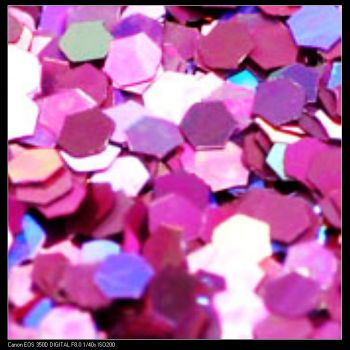 Fine shinny glitter powder for nail art decoration