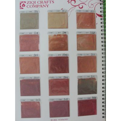 red color pearl pigment for screen printing