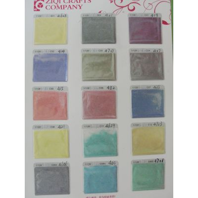 colorful  pearl pigment for screen printing