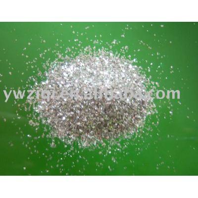 pearlescent rainbow glitter powder