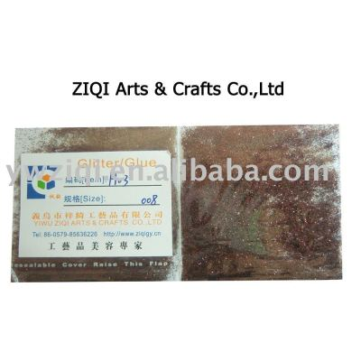 Champine color glitter powder special for glitter glue