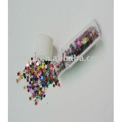 Festival Star sequin for promotion and decoration