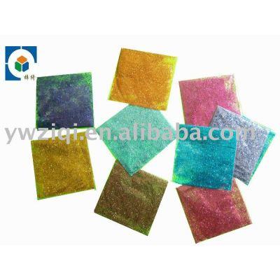 Colorful Glitter powder, glitter items