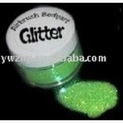 Fine glitter powder for cosmetic