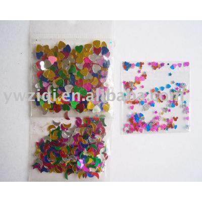Different deisgns sequin paillette forfestival decoration