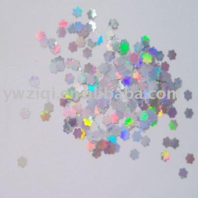Sparkling confetti for nail arts