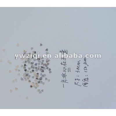 Fine nail art confetti